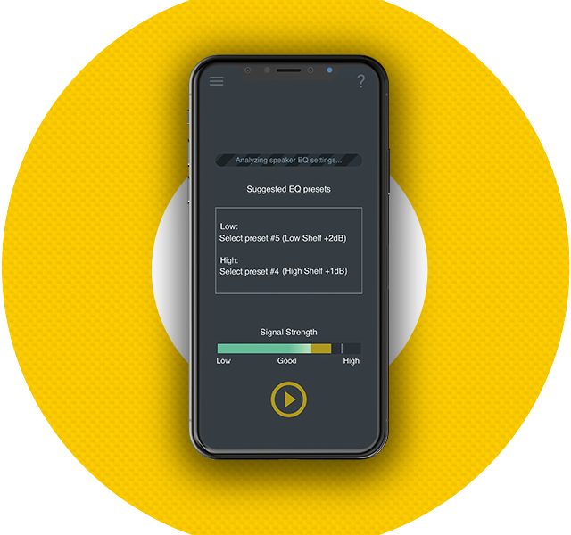 KRK Audio Tools App