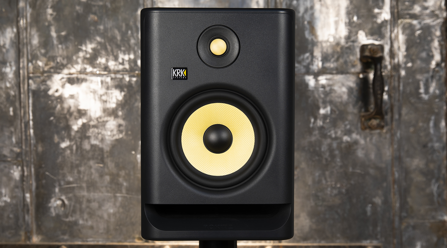KRK ROKIT G4 Scientifically Designed Enclosure