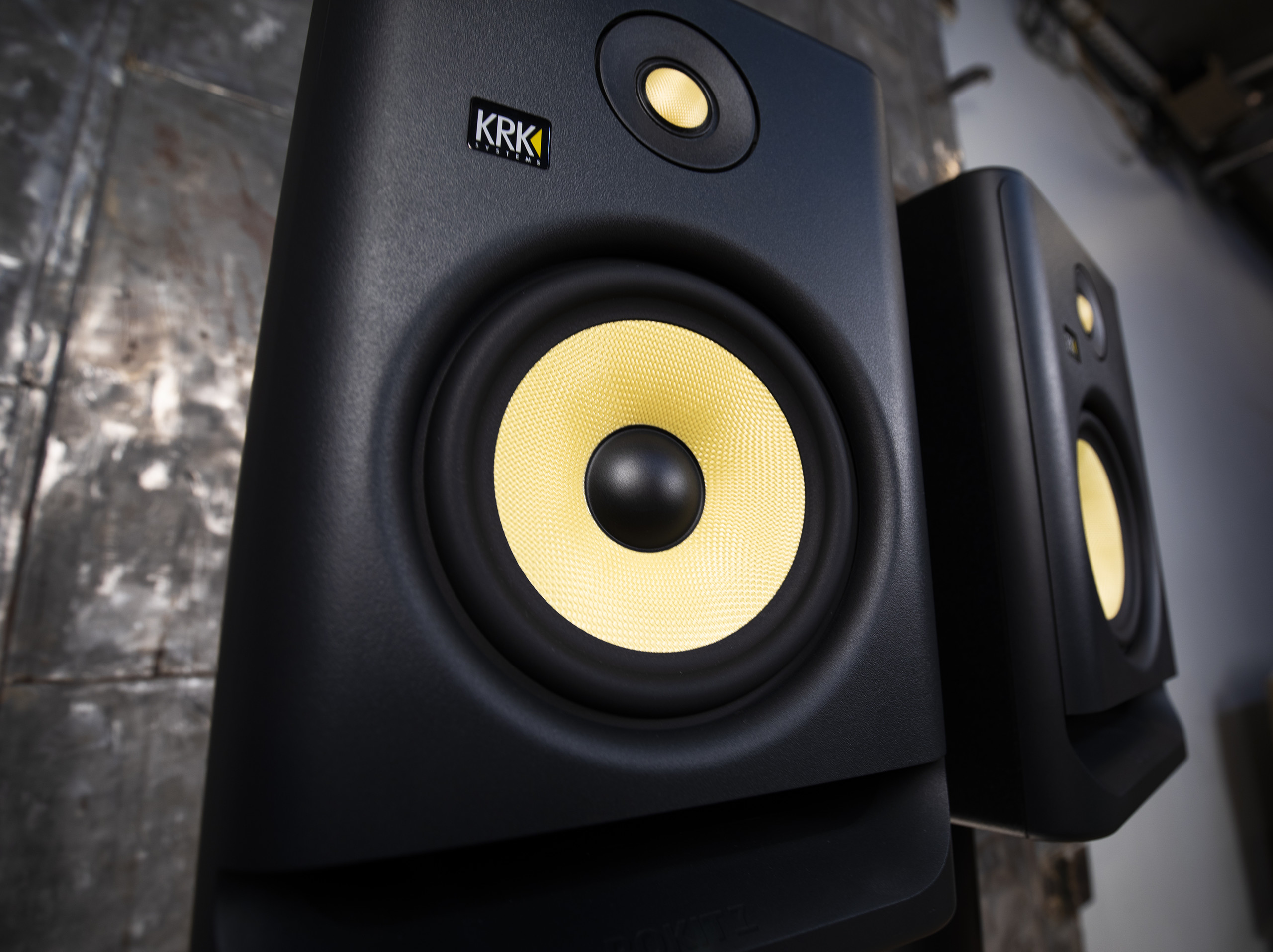 krk systems the new rokit g4 professional monitor family. Black Bedroom Furniture Sets. Home Design Ideas