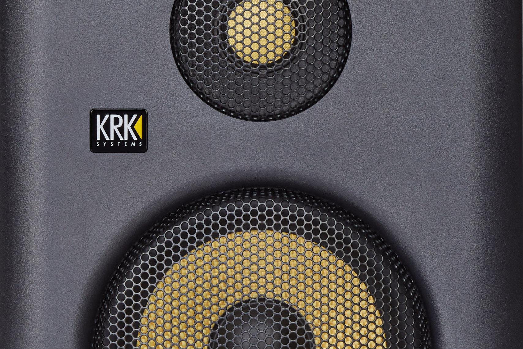KRK ROKIT G4 - Room Correction