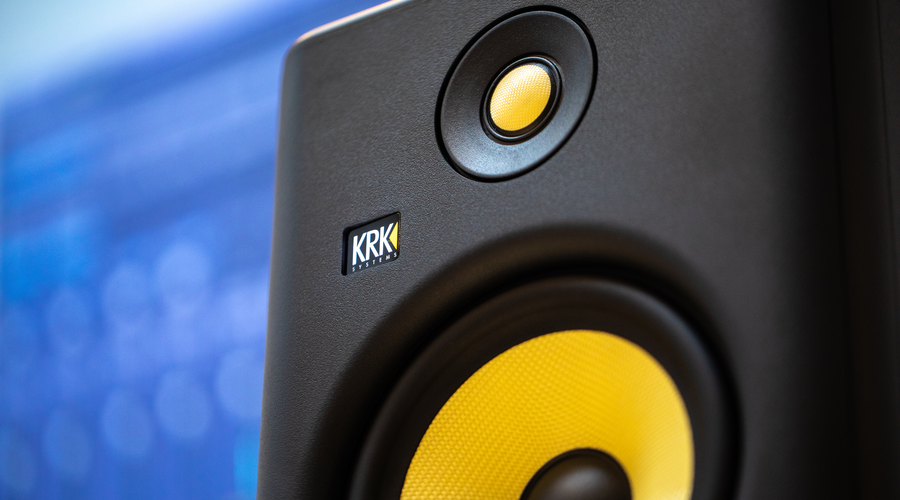 KRK ROKIT G4 Coincidencia de controladores de Kevlar